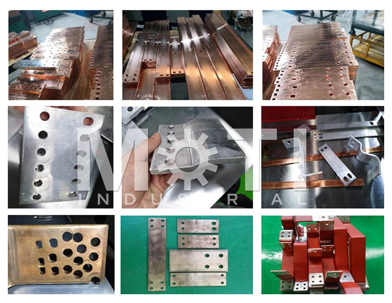 CNC Busbar Shearing Punching Machine(图2)