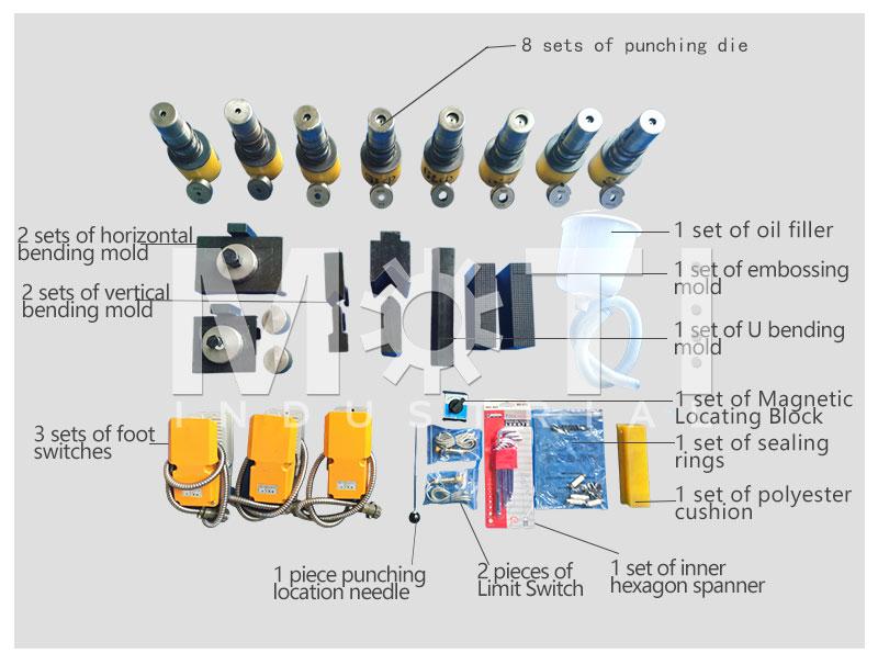 Busbar Machine MOTI-30-3NC(图8)