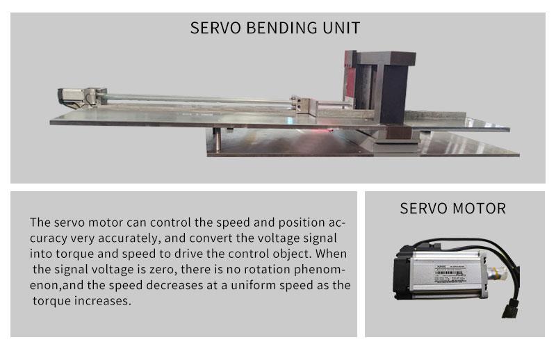 Economical Servo Bending Machine(图2)